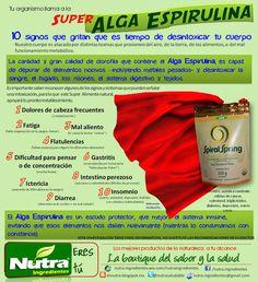 Nutra® Ingredientes: 10 malestares que aliviarás desintoxicando tu cuer...