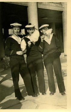 candy - Fête foraine à Toulon en 1960