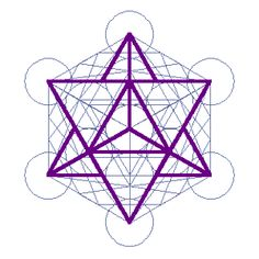 The Spirit of Ma'at — June, 2011 — Manifesting with the Star Tetrahedron in Metatron's Cube — By Phoenix Rising Star