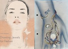 drawing jewels for fashion carol woolton - Pesquisa Google