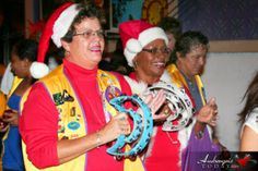 San Pedro Lions Club is always cheering up Christmas in Ambergris Caye, Belize