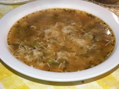 """This soup is very similar to Italian """"Minestrone"""" soup. There may be some variations in ingredients, but """"the basic plot"""" is the same. This is the way I have learned it in Dalmatia. It may be full meal because it is like stew. You may not include all ingredients I have mentioned; this is the """"full house""""."""