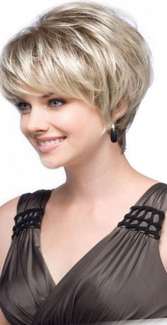 View 16 of 20 photo about 35 short stacked bob hairstyles Short Hair Older Women, Hair Styles For Women Over 50, Short Hair Styles Easy, Short Hair With Layers, Medium Hair Styles, Short Layered Haircuts, Cute Hairstyles For Short Hair, Hair Styles 2016, Hair Beauty