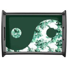 Yin Yang g serving tray