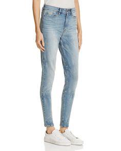 9397860e09a1d1 Calvin Klein High-Rise Skinny Jeans in Joy Ride Women - Bloomingdale s