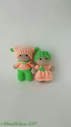 Doll Plush Toy Crochet Doll Amigurumi Doll Big by TashaBeSpoke