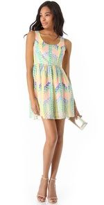 Seely dress by Shoshanna. This dress is sooo me