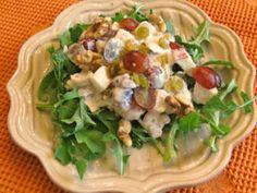 Chicken Waldorf Salad  Food Network