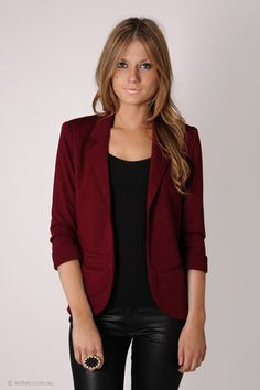 Love this blazer, good fit, length, and color. Would pair with dresses and skirts, so I appreciate that it hits at hip length for a petite lady.