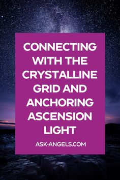 Take your lightwork to the next level! Learn how to connect with the crystalline grid and anchor ascension light into your life now! Collective Consciousness, Cosmic Consciousness, Spiritual Guidance, Spiritual Awakening, Free Angel, Seven Chakras, Divine Light, Mind Body Spirit, Psychic Abilities