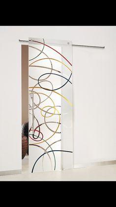 1000 images about puertas de vidrio madera corredizas on - Puertas corredizas de vidrio ...