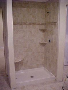 complete shower stall a range of contempary bathrooms from