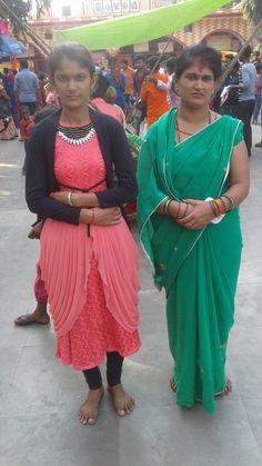 Reena Pandey Desi, Girls Dresses, Beautiful Women, Ruffle Blouse, Saree, Indian, Baby, Tops, Fashion