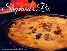 This paleo shepherd's pie recipe will quite possibly become the best dish you've ever eat. This shepherd's pie recipe uses Japanene sweet potatoes for the topping, making it an incredibly irresistible dish.
