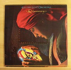 ELO ELECTRIC LIGHT ORCHESTRA - Discovery  Vinyl LP Confusion Don´t bring me down