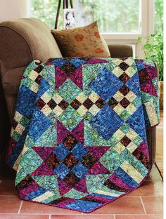 ISSUU - Easy Quilts Spring 2013 by New Track Media