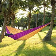 Camp Sleeping Gear Blue 180 X 70cm Sports & Entertainment Portable Outdoor Hammock Garden Sports Home Travel Camping Swing Canvas Stripe Hang Bed Hammock Red