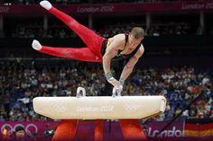 Artistic gymnastics is the coolest sport at Olympia, isn't it? - Fabian Hambüchen