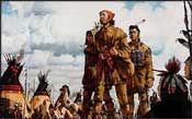 Canadian History - Fur Trade and HBC info Newel Post Caps, Ontario Curriculum, European Men, Fur Trade, Plains Indians, Canadian History, Study History, Hudson Bay, Mountain Man