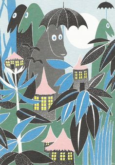 The Illustrated Book Image Collective: Tove Jansson and Composition