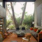 Coeur D'Alene Residence on Lake Coeur D'Alene - modern - living room - other metro - by Uptic Studios
