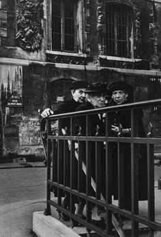 Rue du Petit Musc Paris 1951 Photo: Jean Marquis