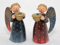 Christmas angels/Wendt-Kuhn I have one of these.