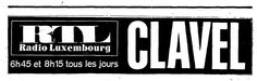 Maurice Clavel sur RTL  L'Obs, 8 mai 1968