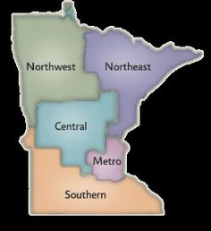 Minnesota - Another state we still have left to find geocaches.  Hope to get there this summer.