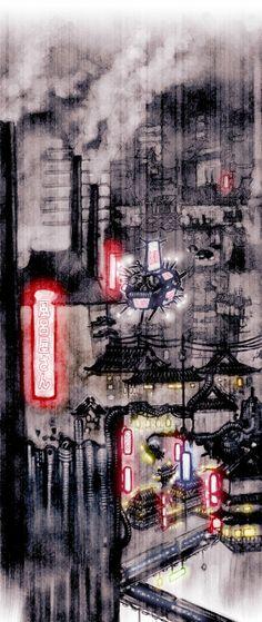 Tokyo Author: Kanthesis