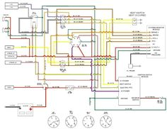 46b2cfb40627c021d0c829dcd847d959 yard tools riding mower craftsman riding mower electrical diagram re cub cadet lt1045 cub cadet lt1045 wiring diagram at soozxer.org