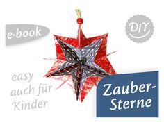 e-book Zaubersterne von give beauty #MomPreneursAdventsbasar