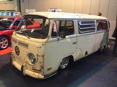 early bay tin top campervan