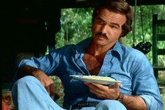 Burt Reynolds -  from Gator