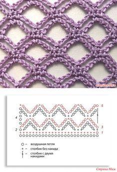 Bluebelle / DROPS Children - free knitting patterns by DROPS Desig . - Bluebelle / DROPS Children – free knitting patterns by DROPS design - Filet Crochet, Crochet Diagram, Crochet Chart, Crochet Motif, Crochet Afghans, Crochet Baby, Crochet Stitches Patterns, Knitting Stitches, Knitting Patterns Free