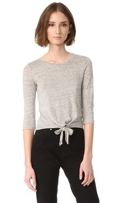 cupcakes and cashmere Mariel 3/4 Sleeve Top