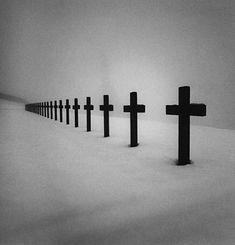 Crosses, Natzweiler-Struthof, France, 1993