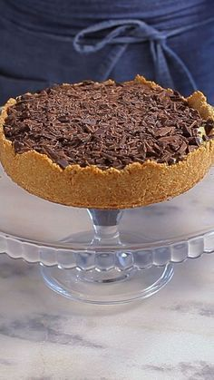 Torta Trufada ~ Receita | Tastemade