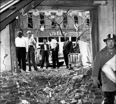 The '63 Baptist Church Bombing.  It was a quiet Sunday morning in Birmingham, Alabama—around 10:24 on September 15, 1963, 44 years ago this month—when a dynamite bomb exploded in the back stairwell of the downtown Sixteenth Street Baptist Church. The violent blast ripped through the wall, killing four African-American girls on the other side and injuring more than 20 inside the church.