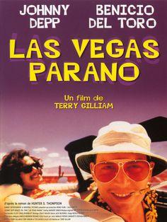 Las Vegas parano est un film de Terry Gilliam avec Christina Ricci, Ellen Barkin. Synopsis : A travers l'épopée à la fois comique et horrible vers Las Vegas du journaliste Raoul Duke et de son énorme avocat, le