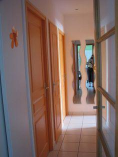 1000 id es sur le th me peindre les portes int rieures sur pinterest portes - Couleur porte et encadrement ...