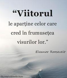 Eleanor Roosevelt, Impressionism