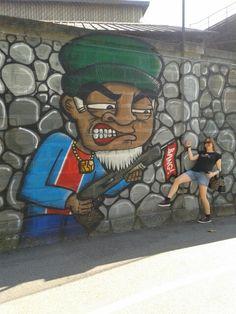 Street art no war!!