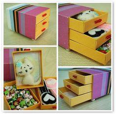 matchbox drawer