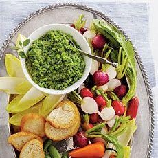 Green Pea Hummus IV Recipe