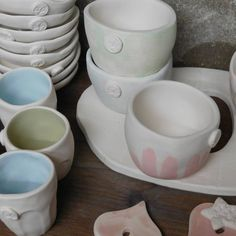 Ceramics by Angry Pixie.    Angrypixie.co