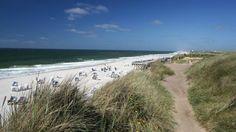 Best beaches in Europe - Kampen Beach Copyright Tourismus-Direktorin Kampen - European Best Destinations