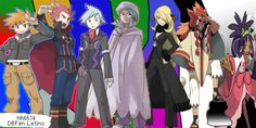 Pokemon League Champions From RBY to All Pokemon, Pokemon Fan, Pokemon Champions, Video Game, Anime, Cartoon Movies, Anime Music, Animation, Video Games