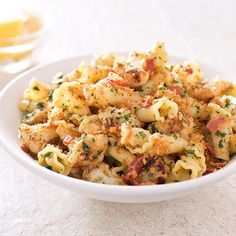 Detail sfs campanelle bacon cauliflower toasted breadcrumb 50