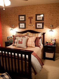 Kids Boys' Rooms Trains Design, Pictures, Remodel, Decor and Ideas - page 6